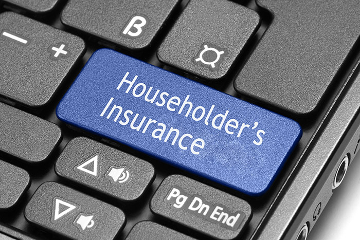 keyboard inviting household insurance