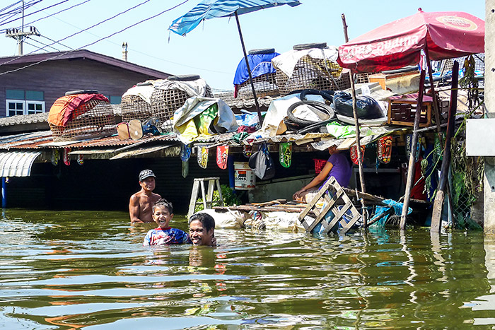 Floods in Thailand 2011