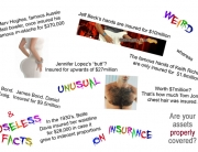 weird unusual and useless facts on insurance